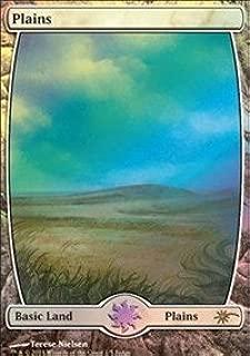 Magic: the Gathering - Plains - Full Art Foil - Judge Promos - Foil