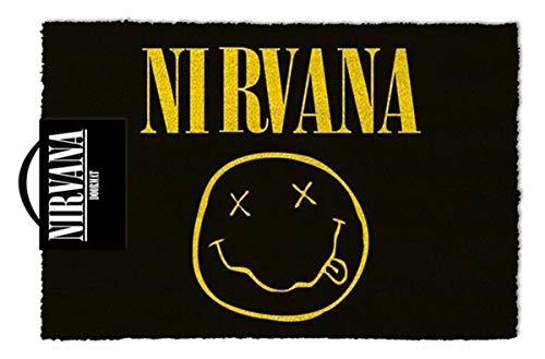 Nirvana GP85252 - Felpudo (40 x 60 cm), Multicolor