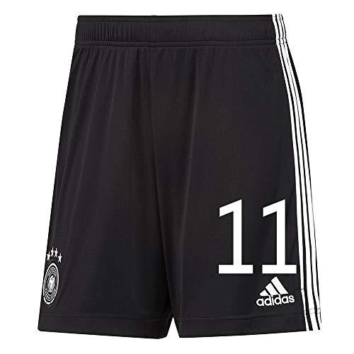 adidas UEFA Fußball DFB Deutschland Home Heim Hose Shorts EM 2020 Herren Reus 11 Gr S