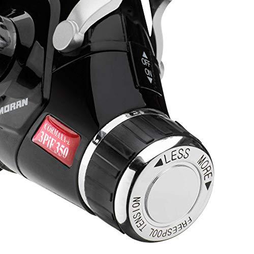 Cormoran Cormaxx BR 3PiF 3000, Allround Angelrolle mit Freilaufsystem, 19-81300