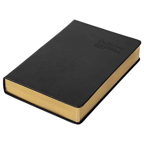 Hiiben Cuaderno A5 600 páginas Bosquejo Diario Grande