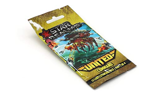 Promo Pack 1 White Wizard Games SG/_B01M9CNDK5/_US Star Realms Expansion