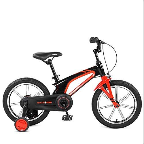 AZZ Kinderfietsen, 3 jaar oud, kinderfietsen 2-4-6 jaar oud, 14-16 inch mountainbike jongens en meisjes