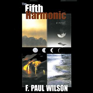 The Fifth Harmonic                   By:                                                                                                                                 F. Paul Wilson                               Narrated by:                                                                                                                                 Brian Sutherland                      Length: 7 hrs and 49 mins     14 ratings     Overall 3.7