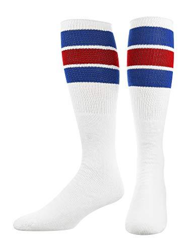 High Elasticity Girl Cotton Knee High Socks Uniform City Overlooking Women Tube Socks