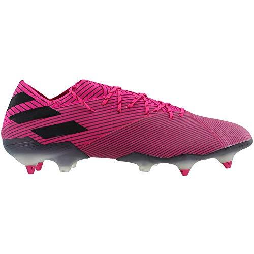 adidas Mens Nemeziz 19.1 Soccer Cleats - Pink - Size 10 D