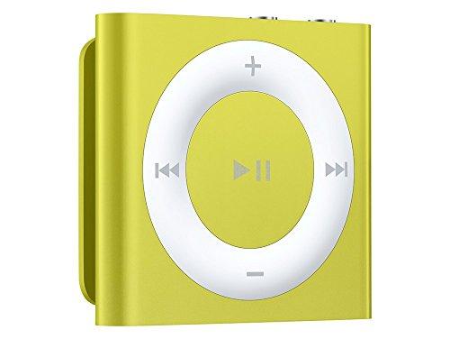 Apple Ipod Shuffle 4th Generation 2GB Green Yellow Mp3 Player