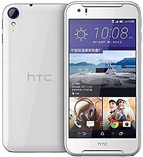 HTC Desire 830 Dual Sim - 32GB, 3GB RAM, 4G LTE, White/Blue