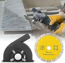Protector Recolector de Polvo, Cubierta de Polvo de Corte Para Amoladora Angular de 180 Mm, Con Hojas de Sierra de 180 Mm