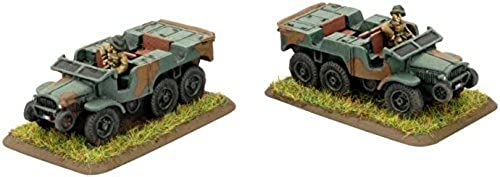 Battlefront Miniatures Flames of War  Laffly W15T Truck