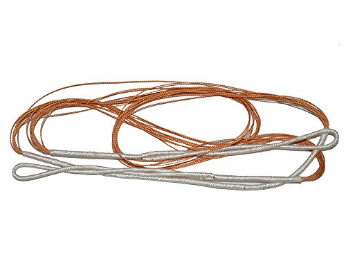 Replacement Braided Double Loop Compound Recurve Bow String Nylon Bowstring 55'