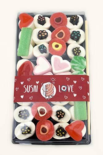 Sushi de chuches XXL. SUSHI LOVE