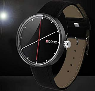 DOOBO Casual Watch For Men Analog Leather - 008