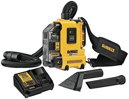 DEWALT 20V MAX Dust Extractor Kit, Brushless, Universal (DWH161D1)