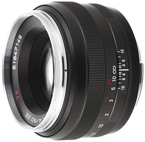 Carl Zeiss 単焦点レンズ PLANART1.4/50ZE(N) ブラック 822931
