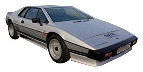 Representative 1983 Esprit shown. Lotus