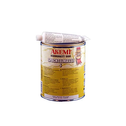 AKEMI Marmorkitt 1000 S, grau/neutral, 1000 ml