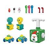 Inflador de globos para niños Toy Story Globos Bomba de globo, inflables para coches de globo globo Lanzador de juguetes para niños
