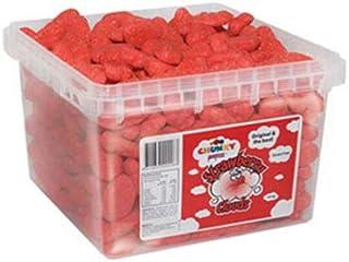 Chunky Funkeez Strawberry Clouds Lollies, 1.45 kg