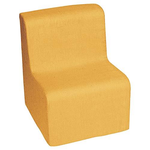 Nathan vloerstoel met lage stoel, Multi kleuren