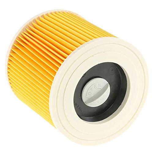 Patronenfilter Filter für Kärcher A 1000 A 2204 2254 2101 2201 WD2 WD3 MV2 MV3 WD2.200 WD3.500 P WD 3.200 usw.