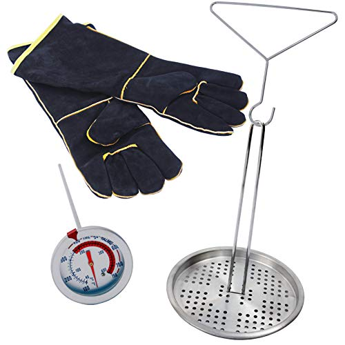 Dwell Six Traditions Outdoor Turkey Fry Accessories Set