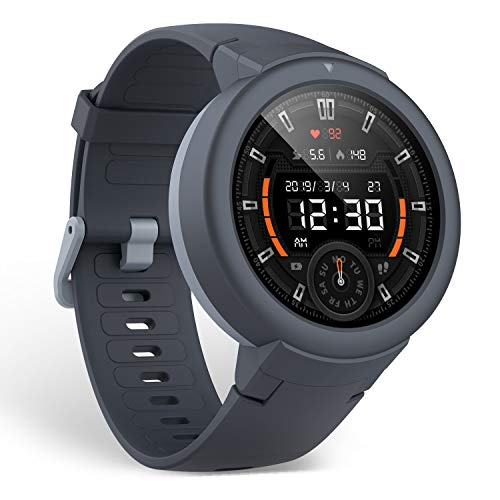 AMAZFIT Verge Lite Smart Watch Shark Grey