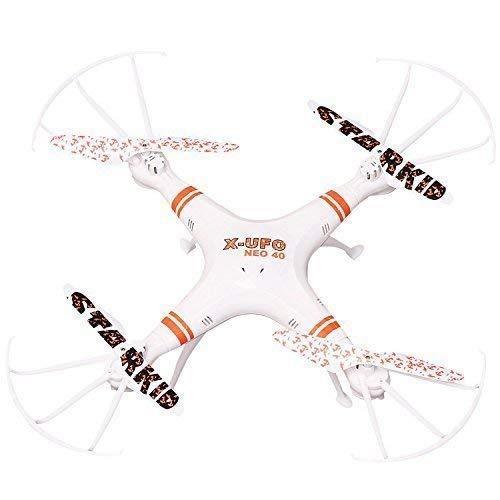 Drohne 2.4 GHz X-UFO NEO 40 4-Kanal RC Quadrocopter RtF Starkid 68181