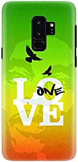Stylizedd Samsung Galaxy S9 Plus Slim Snap Case Cover Matte Finish - One Love