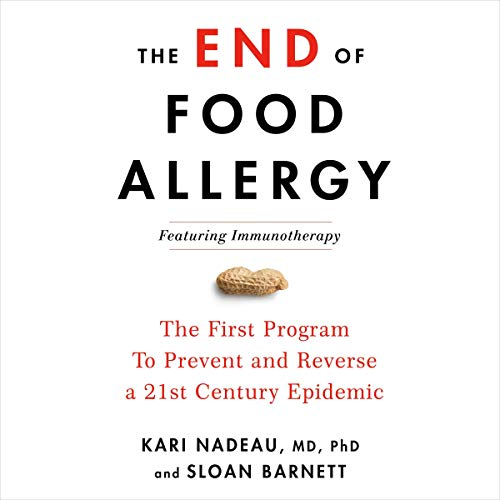 The End of Food Allergy cover art