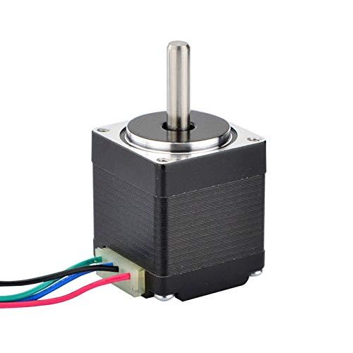 WSCHENG Mini Nema 11 Stepper Motor 4-lead 0.67A 7Ncm/9.91oz-in 28x28x31mm For DIY 3D Printer CNC XYZ