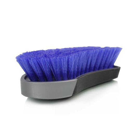 Chemical Guys Acc_202 Induro-Brush#1 Premium Upholstery+Carpet+Fabrics+Vinyl Brush