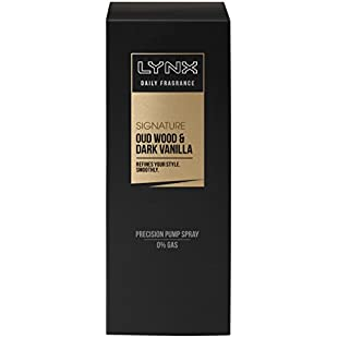 Lynx Signature Daily Fragrance Oud Wood and Dark Vanilla, 100 ml:Hotviral