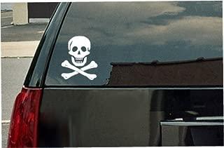 Bearded Skull Vinyl Decal Sticker Fear The Beard Club Funny Man Car Truck Laptop