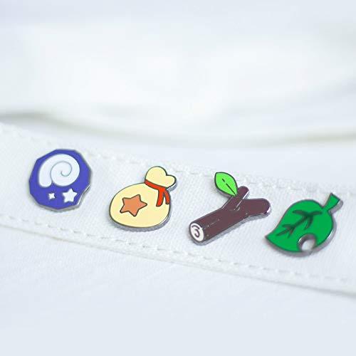 QIANMA Tierkreuzspielzeug Lightyear Store Tierkreuzung Animal Crossing Friends Association Um Tanxi Shihui Badge Brosche