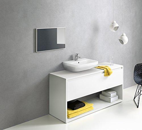 Hansgrohe – Einhebel-Waschbeckenarmatur, Ablaufgarnitur, CoolStart, Chrom, Serie Logis 70 - 3
