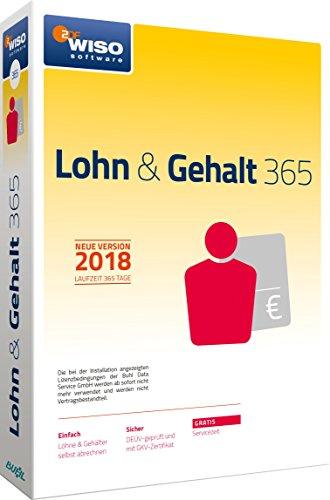 WISO Lohn und Gehalt 365 (2018)