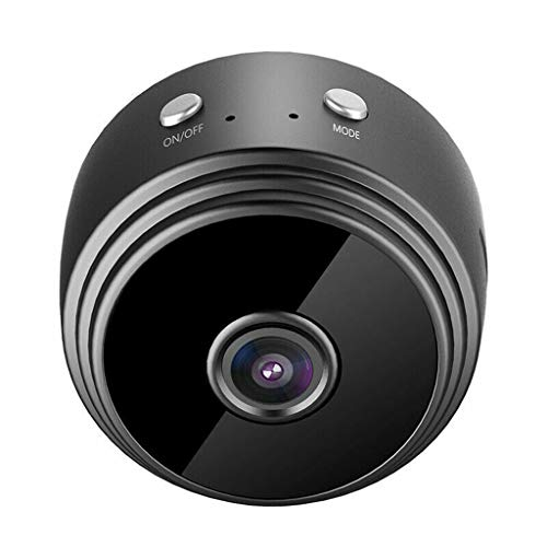 WT-YOGUET A9 WiFi 1080P HD Mini Wireless Remote Home Security Camera Night Vision Wireless IP Camera Night Vision Smart Motion Detection Instant Notifications