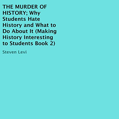 The Murder of History Titelbild