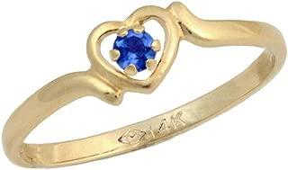 three carat sapphire ring