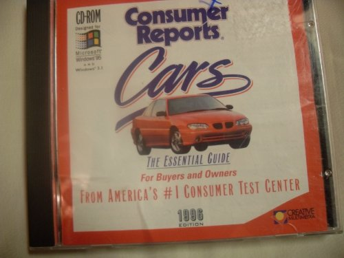 Consumer Reports Cars 1996