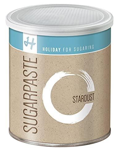 Zuckerpaste Stardust Strong 1 kg Sugaring die effektive langfristige Haarentfernung ohne Vliesstreifen in der Flicking Technik