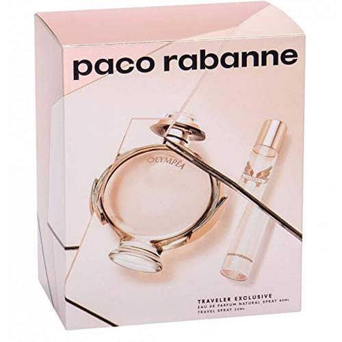 Paco Rabanne Set Paco Rabanne Olympea Edp 80+Ts20 Fragrance 90 ml