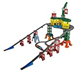 Thomas & Friends- Super estación de trenes, juguete niño, Multicolor...