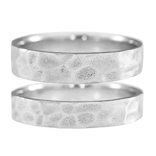 [ココカル]cococaru K18ゴールド ペアリング 2本セット 結婚指輪 マリッジリング 日本製(レディースサイズ15号 メンズサイズ19号)