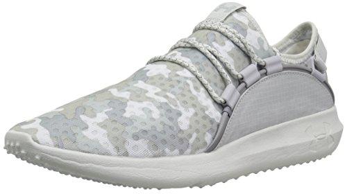 Under Armour Herren RailFit Sportstyle Schuhe Farbe: Weiß/Grau/Camo (104); Größe: EUR 43