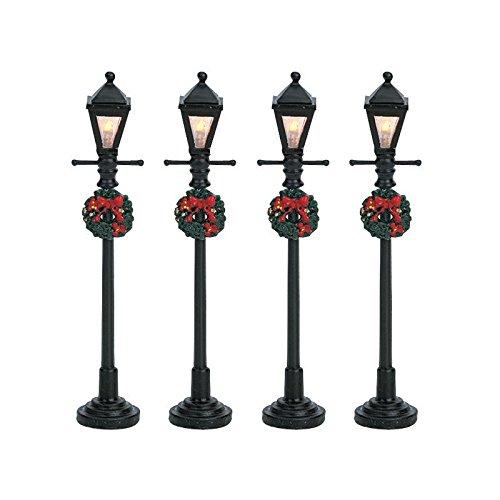 GAS LANTERN STREET LAMP Cod. 64498 Lemax