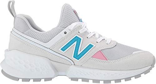 New Balance WS574PRA Sneaker Mujer Gris 40