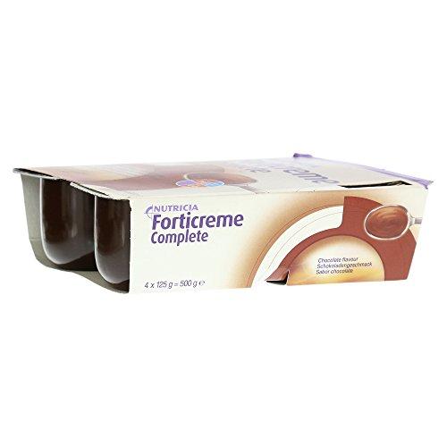 Forticreme, Trinknahrung zum Löffeln Schokolade, 4X125 g