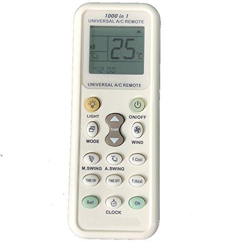 CLOB Controllo remoto compatibile per condizionatore d'aria, Sanyo-YR-M07